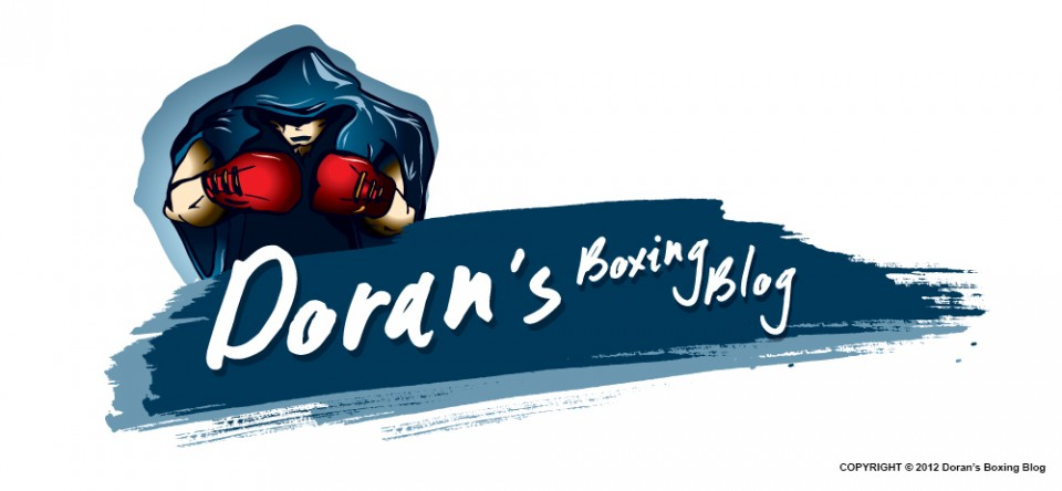 Doran's Boxing Blog